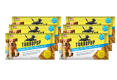 12 Bars of TurboPup Complete K9 Meal Bar On the Go for Dogs - Peanut Butter Flavor
