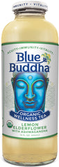 BLUE BUDDHA ORGANIC LEMON ELDERFLOWER WELLNESS TEA
