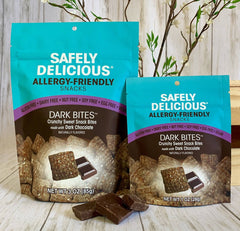 Safely Delicious® Dark Bites®