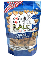 Dogs Love Kale Chicka'