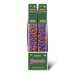 Organic Jewels (Dark Chocolate) 3 oz. Tube - 12 ct.