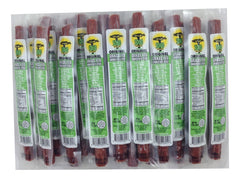 100% Grass-Fed/Finished, Whole30, Paleo & Ketogenic Friendly Beef Sticks: MSG, Gluten and Soy Free, Never Given Antibiotics or Hormones (Original Flavor, 12-Count, 1-oz Stick)