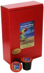 Aloha Island Coffee, Paradise Blend, Chill Out! No Worry Decaf., 12 ct. K-Cups