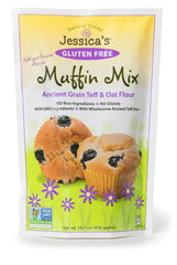 Jessica's Natural Foods Gluten-Free Muffin Mix