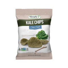 Simply7 Kale Chips Sea Salt - 0.8oz