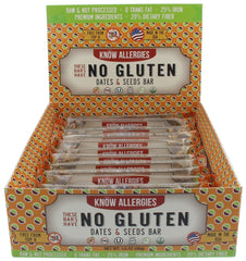 No Gluten- Dates & Seeds (12-pack)