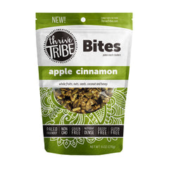 Thrive Tribe Apple Cinnamon Bites - 6 - 6oz Bags