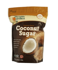 Health Garden Kosher Coconut Sugar  (Product From the Philippines), 3 lb bag  4 pack