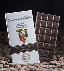 Rare Cacao Collection - Amazonas 72% Dark Chocolate