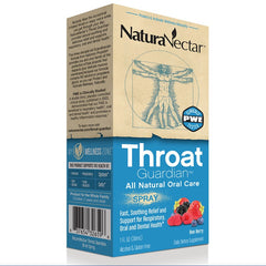 NaturaNectar Throat Guardian