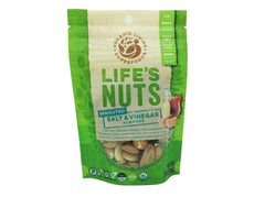 Life's Nuts - Organic Raw Sprouted Salt & Vinegar Almonds