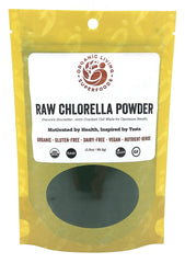 Organic Raw Chlorella Powder