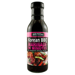 Korean BBQ Meat Marinade 12 oz