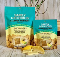 Safely Delicious® Lemony Bites™