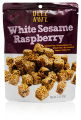 White Sesame Raspberry