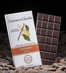 Arauca Colombia 70% Dark Chocolate