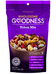 Wholesome Goodness - Trail Mix - Yukon Digestive