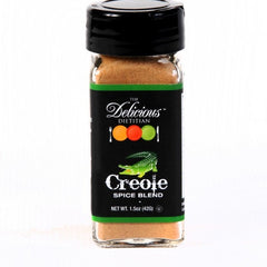 The Delicious Dietitian Creole Spice Blend