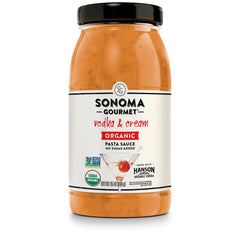 Organic Vodka Cream Pasta Sauce (6 pack)