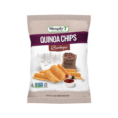 Simply7 Quinoa Chips Barbeque - 0.8oz
