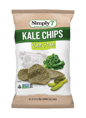 Simply7 Kale Chips Dill Pickle - 3.5oz