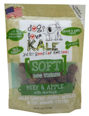 Dogs Love Kale SOFT Beef & Apple