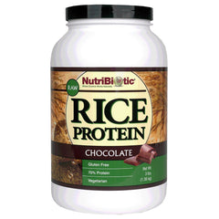 Rice Protein, Chocolate 3lb.