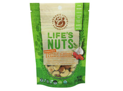 Life's Nuts - Organic Raw Sprouted Buffalo Almonds & Ranch Cashews