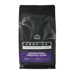 Hawaiian Kona Crop Ex.®, Two 8oz. Bags Whole Bean Coffee