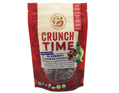 Crunch Time - Organic Raw Sprouted Blueberry Baobab Crunch