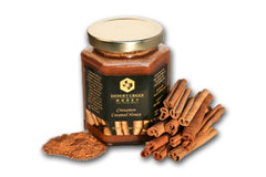 Desert Creek Honey Cinnamon Creamed Honey, 14 oz.