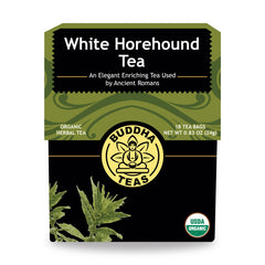 White Horehound Tea