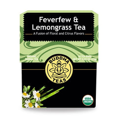 Feverfew Lemongrass Tea