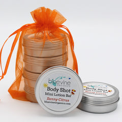 Bodacious Bod -  Body Shot Mini Lotion Bar