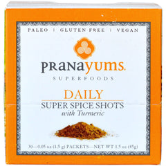 Pranayums 30 Day Box
