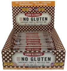 No Gluten- Chocolate Chip & Pretzel (12-pack)