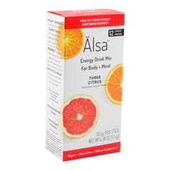 Three Citrus Älsa 12 Pack Box