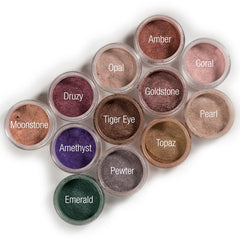 Mineral Eyeshadow - Emerald by