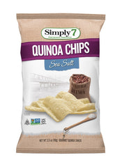 Simply7 Quinoa Chips Sea Salt  - 3.5oz