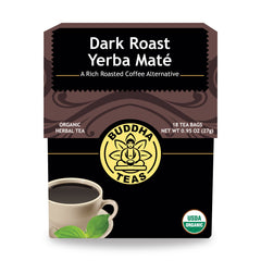 Dark Roast Yerba Mate Tea