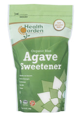 Health Garden Organic Blue Agave Sweetener, 12 oz, 4 Pack