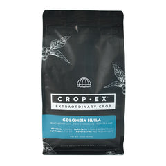 Colombian Huila Crop Ex.®, Two 16oz. Bags Whole Bean Coffee