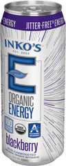 INKO'S ORGANIC BLACKBERRY ENERGY BEVERAGE