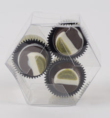 3 Piece Vegan Matcha Green Tea Truffles