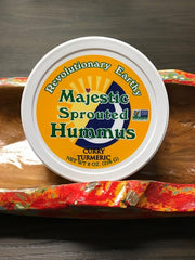 Curry Turmeric Sprouted Raw Hummus*3 PACK