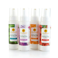 Just Naturals Organic Foaming Hand Soaps