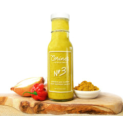 Sauce No. 3 — Jamaican Curry Hot Pepper Sauce
