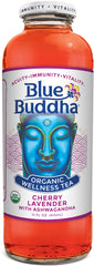 BLUE BUDDHA ORGANIC CHERRY LAVENDER WELLNESS TEA