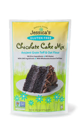 Jessica's Natural Foods Gluten-Free Chocolate Cake Mix