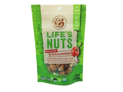 Life's Nuts - Organic Raw Sprouted Pizzalmonds